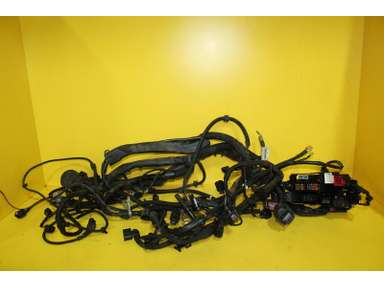 07 15 Audi A4 B8 20 Diesel Engine Wiring Loom Harness 8k0971228g Auction Report Abuse