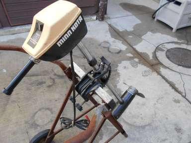 Buy Minn Kota Model 65, 28 Lb. Thrust 12V Electric Trolling Motor