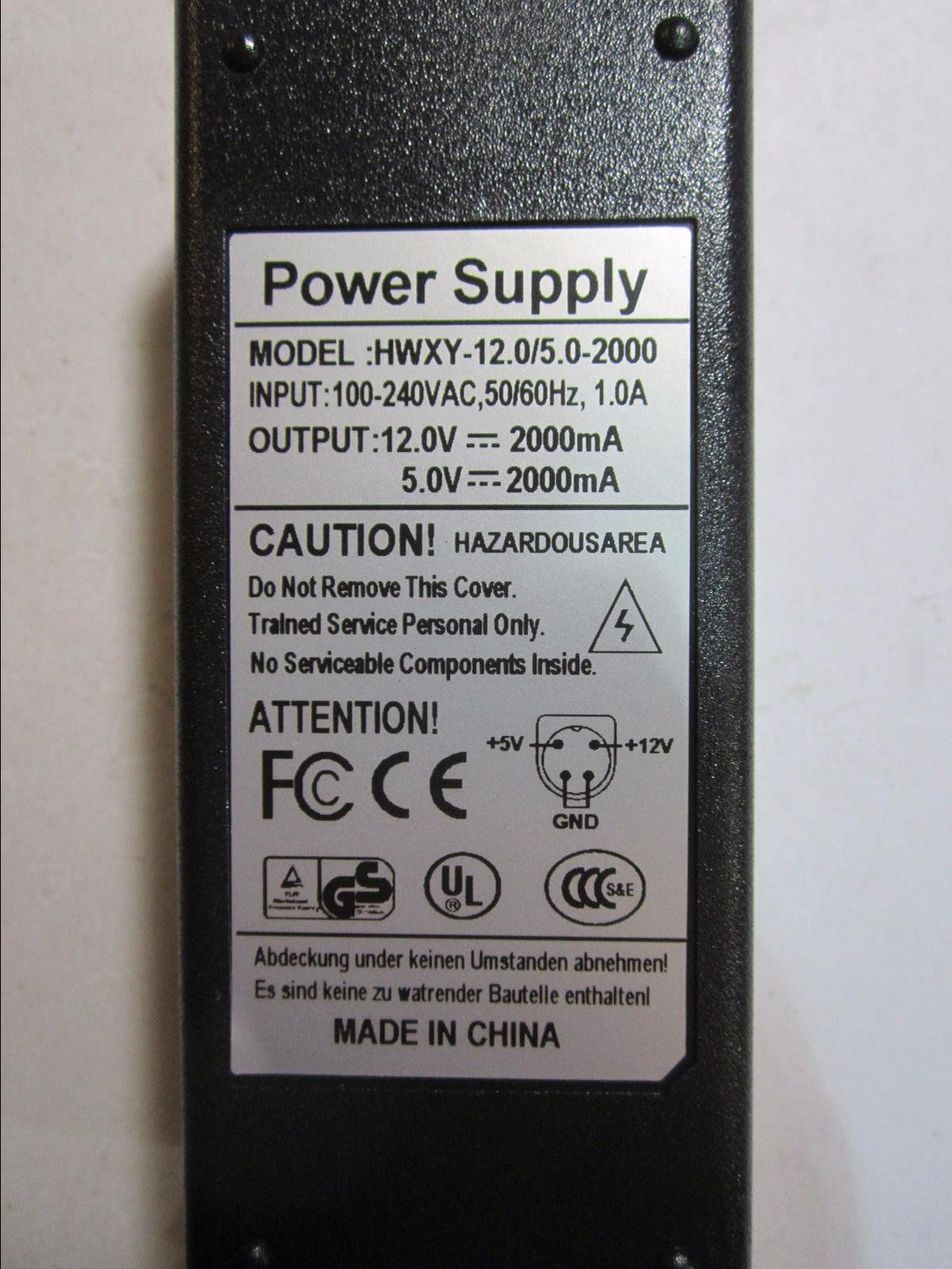 UK-Replacement-JENTEC-SWITCHING-POWER-SUPPLY-ADAPTER-JTA0202Y-5V-2A-12V-2A-4-PIN