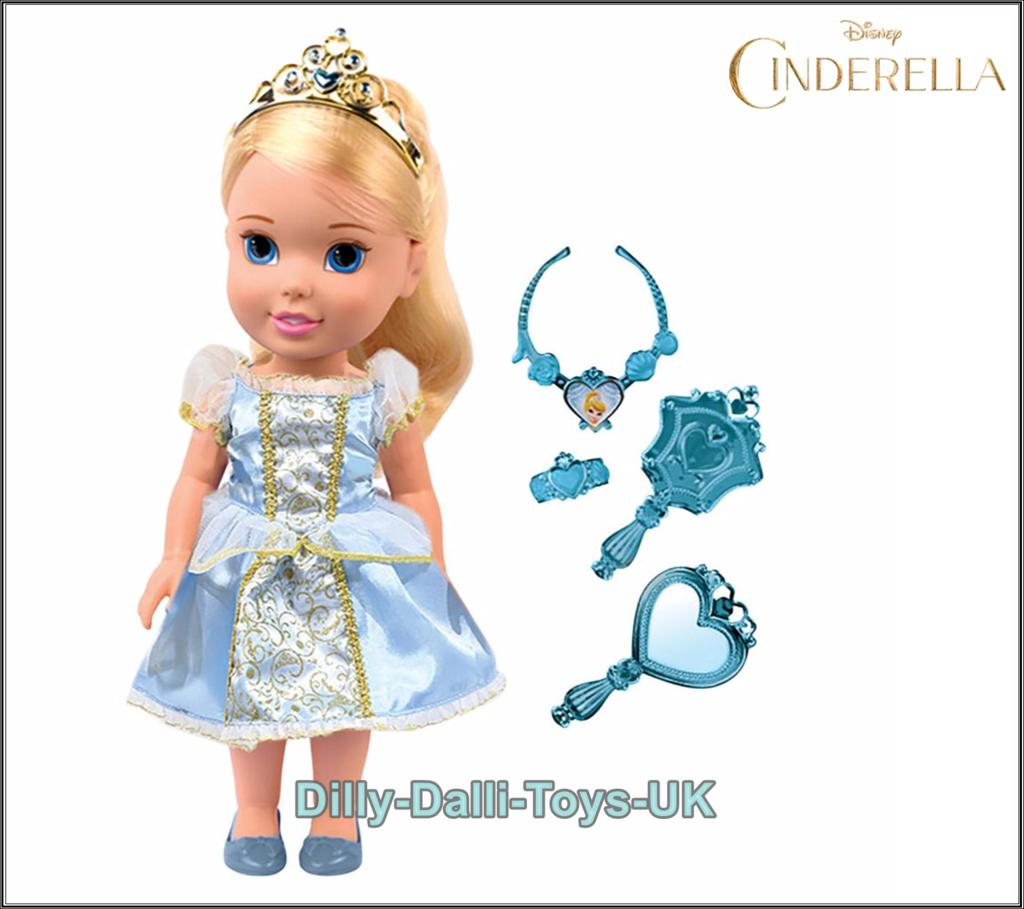 Cinderella Baby Doll Dress On Storenvy: Disney Princesse Cendrillon 30 Cm Toddler Doll Movie
