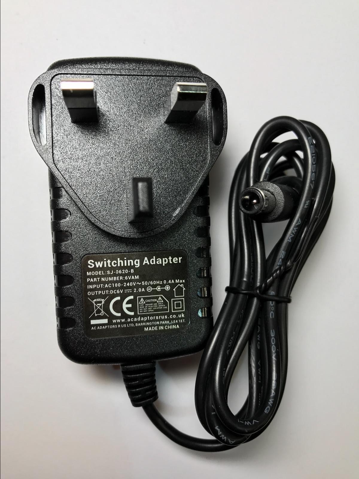 GOOD LEAD 9V Mains AC DC Adapter Power Supply Charger Pure Evoke 2 DAB Digital Radio