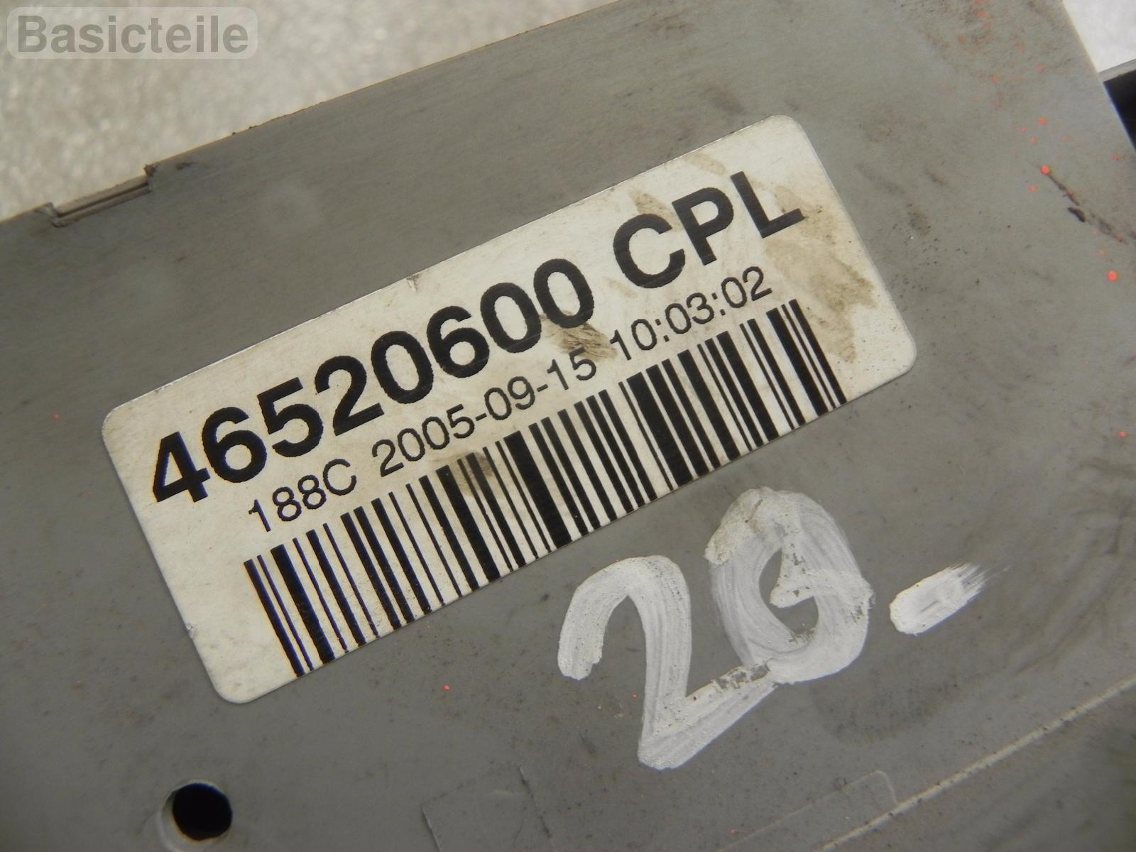 Fiat Doblo 13jtd Sicherungkasten Sicherungen Steuergert Fuse Box Fiorino Click To Enlarge