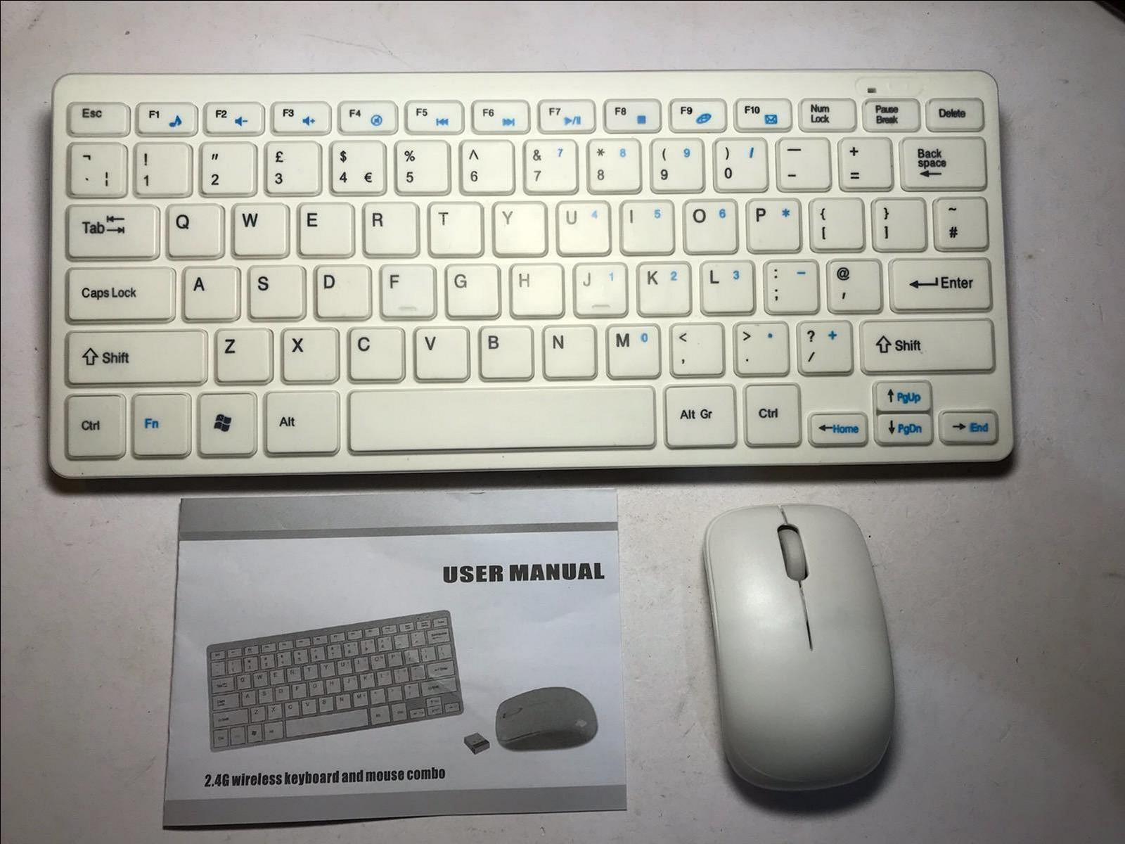 Wireless mini keyboard mouse box set for samsung ue37es550 smart image is loading wireless mini keyboard amp mouse box set for publicscrutiny Gallery