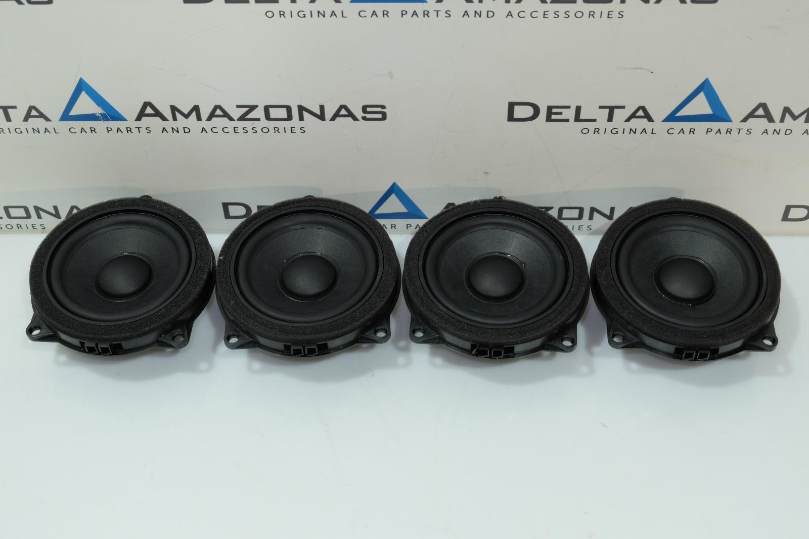 BMW G01 X3 Top HiFi Harman Kardon Sound System Subwoofer Amplifier ...