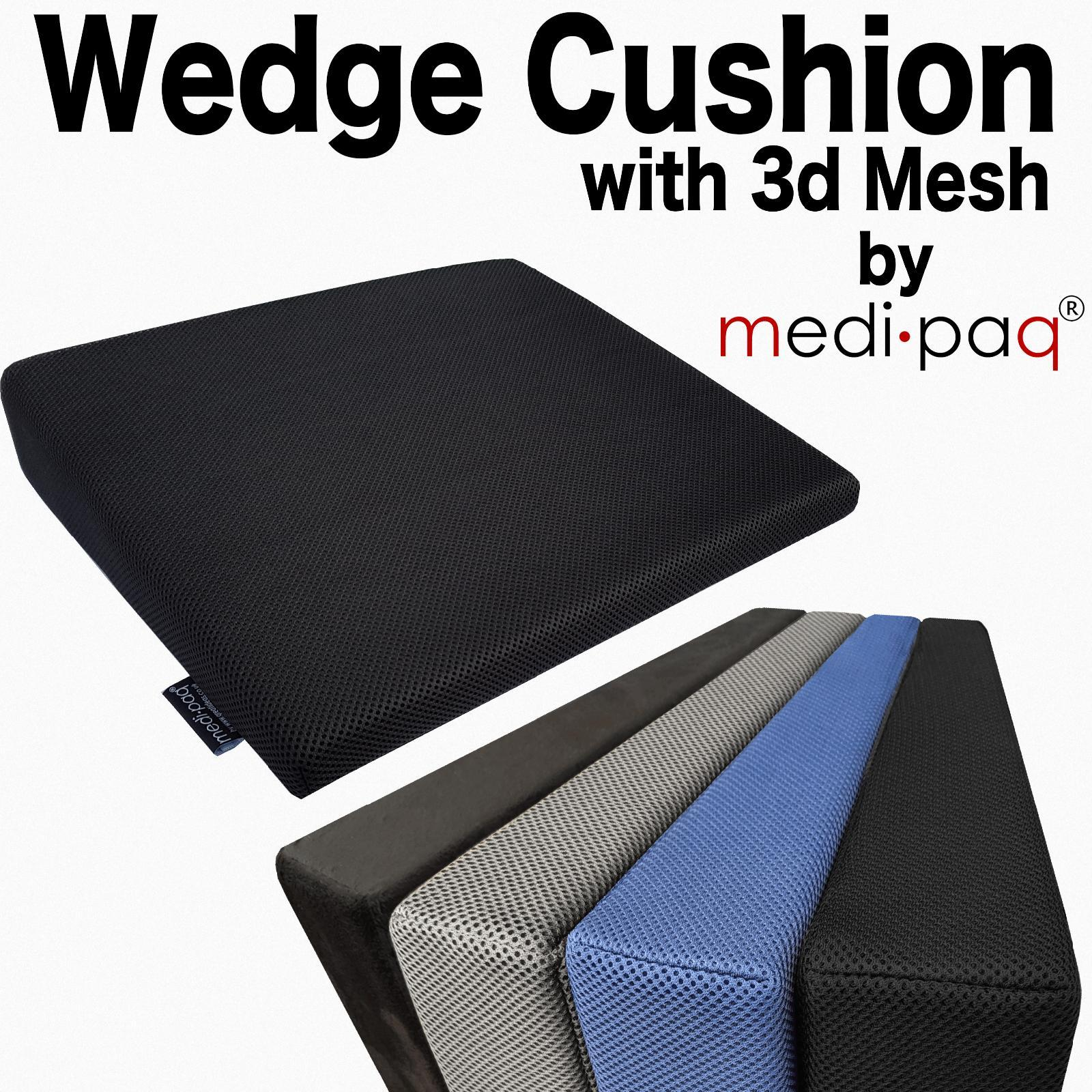 Mousse 224 M 233 Moire De Forme Wedge Voiture Coussin Si 232 Ge