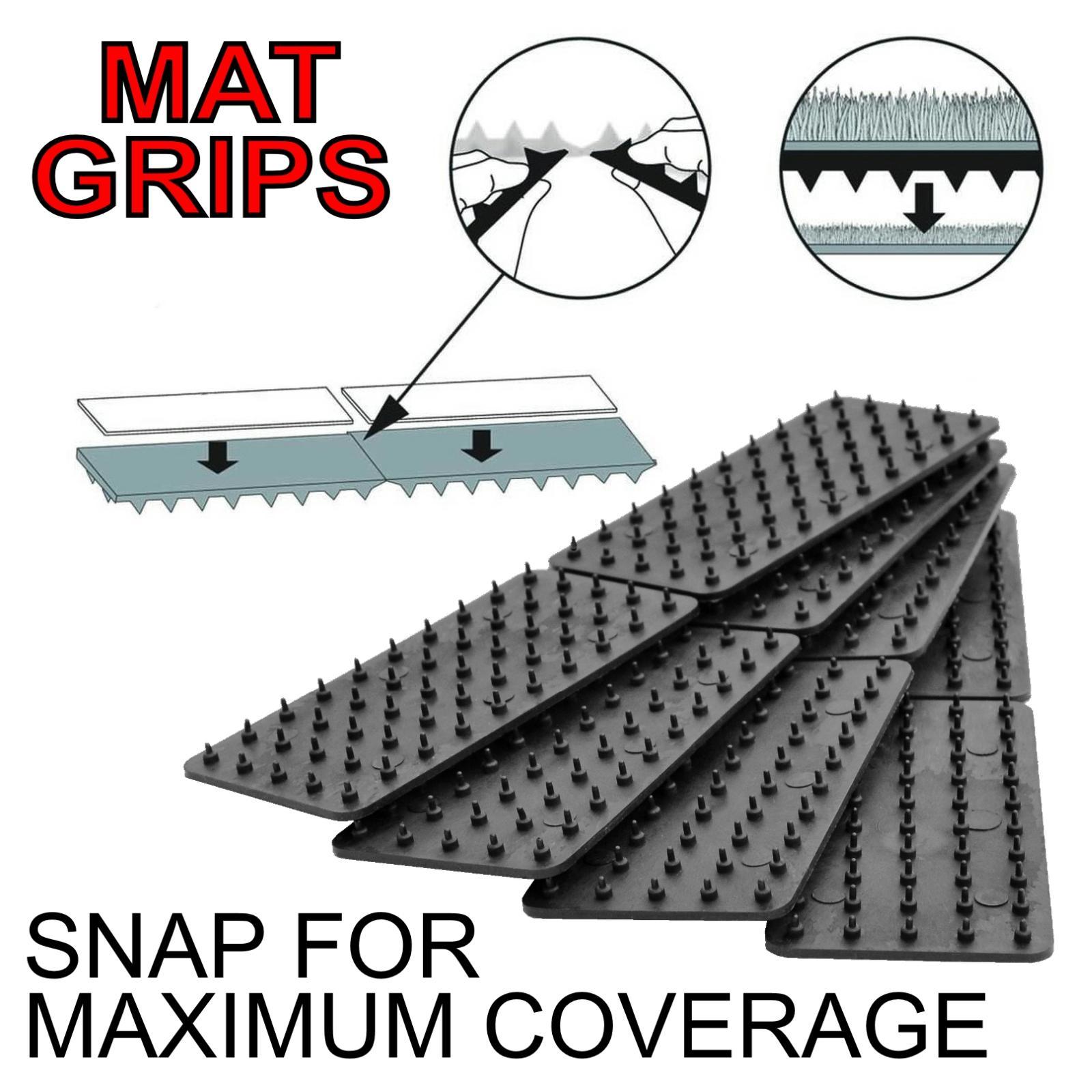 Non Slip Mat Amp Rug Grips Slide Anti Skid Carpet Hallway