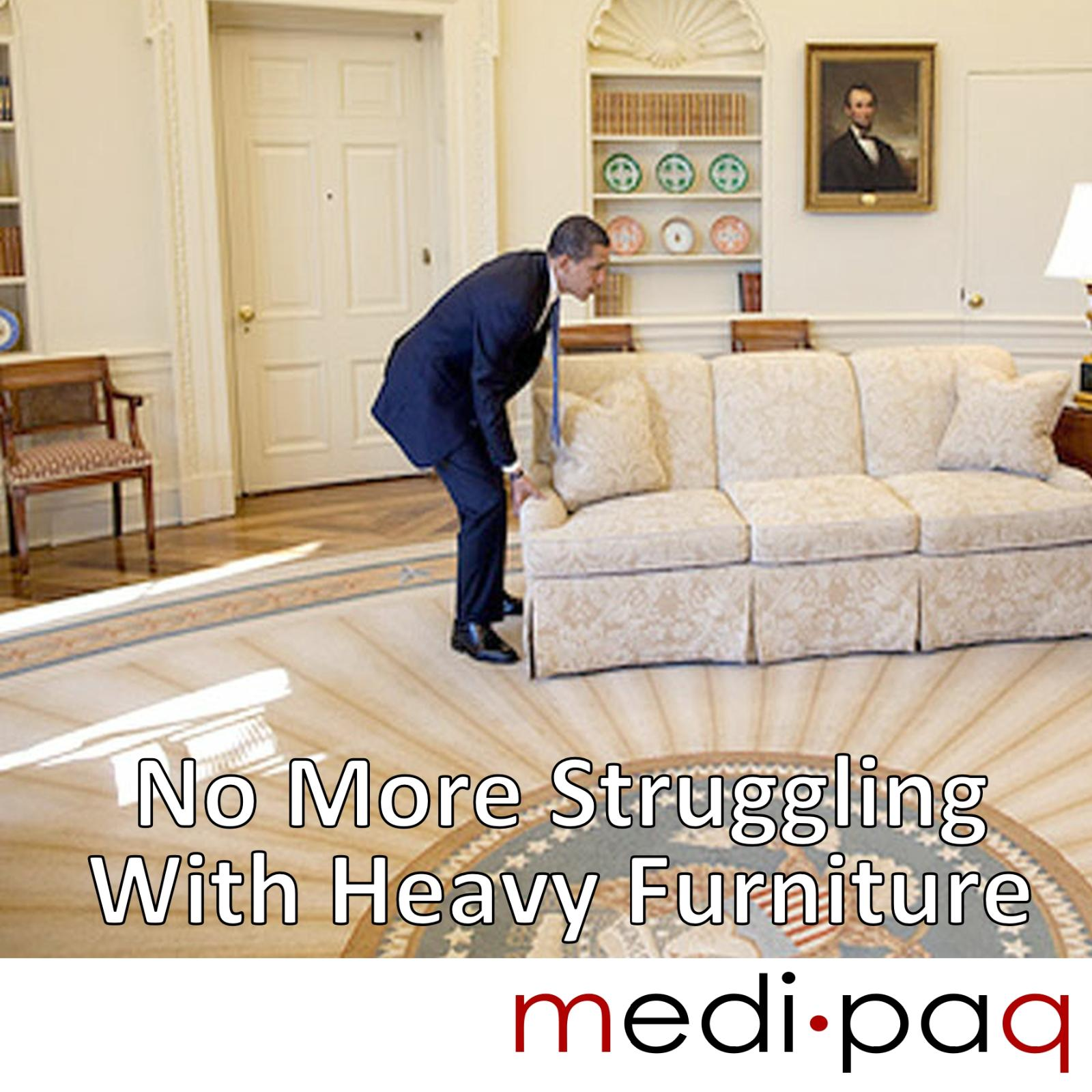 Easy furniture sliders gliders move heavy furniture moving men carpet hard floor ebay - Easy to move furniture ...